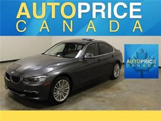 Used 2013 BMW 328xi LUXURY PKG NAVI XENON MOONROOF for sale in Mississauga, ON