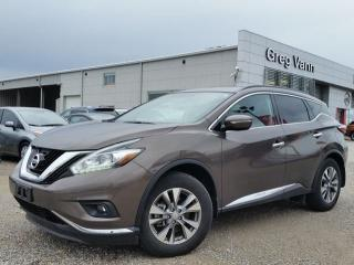 Used 2015 Nissan Murano SV AWD w/NAV,pwr group,rear cam,climate,heated seats,panoramic roof for sale in Cambridge, ON