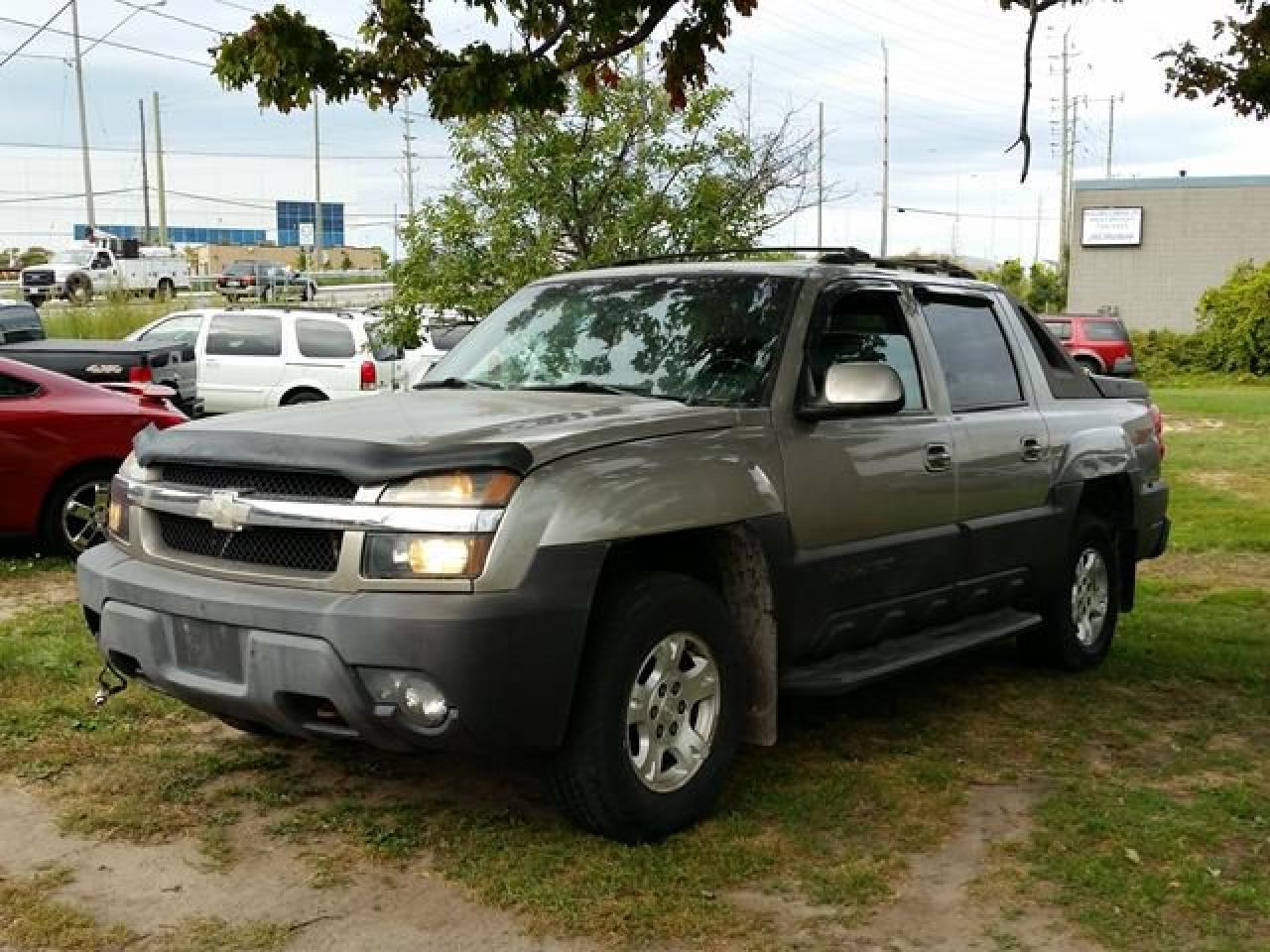 2003 Chevrolet Avalanche 4x4