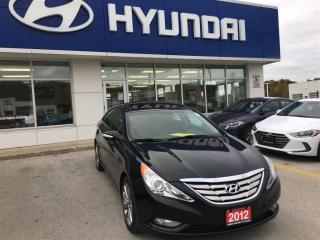 Used 2012 Hyundai Sonata 2.0T for sale in Owen Sound, ON