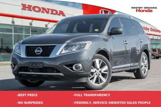 Used 2013 Nissan Pathfinder Platinum for sale in Whitby, ON