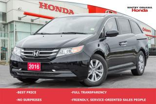 Used 2016 Honda Odyssey EX-L NAVI for sale in Whitby, ON