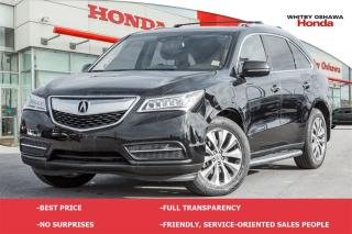 Used 2015 Acura MDX Technology Package | Automatic for sale in Whitby, ON