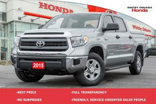 Used 2015 Toyota Tundra SR5 5.7L V8 for sale in Whitby, ON