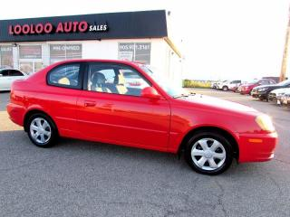 Used 2006 Hyundai Accent GS AUTOMATIC AC POWER WINDOWS for sale in Milton, ON