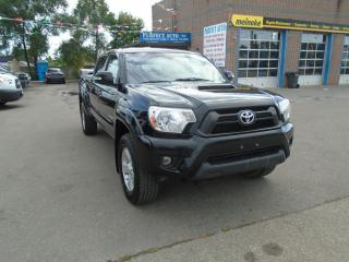 Used 2014 Toyota Tacoma TRD Double Cab 4X4 for sale in North York, ON