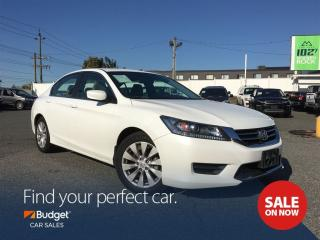 Used 2015 Honda Accord Sedan LX for sale in Vancouver, BC