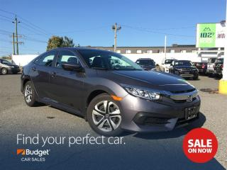 Used 2017 Honda Civic Sedan Low Kms, Reliable, Bluetooth, Automatic for sale in Vancouver, BC