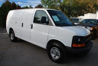 Used 2012 Chevrolet Express 2500 3/4 ton NO WINDOWS, ALL ACCESORIES INSTALLED for sale in Woodbridge, ON
