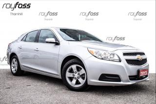 Used 2013 Chevrolet Malibu LT Bluetooth Remote Start for sale in Thornhill, ON