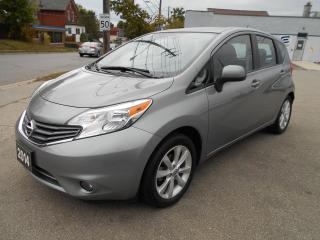 Used 2014 Nissan Versa Note SL for sale in Guelph, ON