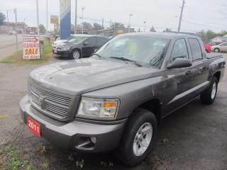 Used 2011 Dodge Dakota SXT for sale in Hamilton, ON
