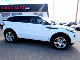 Used 2012 Land Rover Range Rover EVOQUE DYNAMIC NAVIGATION CAMERA CERTIFIED 2YR for sale in Milton, ON