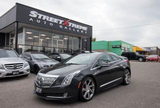Used 2014 Cadillac ELR LUXURY l KONA l ADAPTIVE CRUISE for sale in Markham, ON