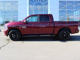Used 2017 Dodge Ram 1500 Sport for sale in Peace River, AB