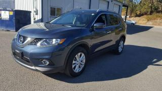 Used 2016 Nissan Rogue SV for sale in West Kelowna, BC