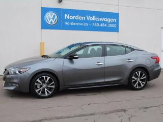 Used 2017 Nissan Maxima S for sale in Edmonton, AB