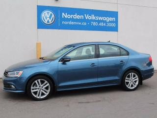 Used 2015 Volkswagen Jetta HIGHLINE TDI for sale in Edmonton, AB