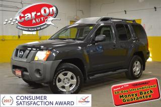 Used 2008 Nissan Xterra S 4X4 POWER GROUP ALLOYS LOADED for sale in Ottawa, ON