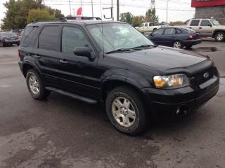 Used 2007 Ford Escape XLT for sale in Oshawa, ON