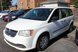 Used 2014 Dodge Grand Caravan SE for sale in Brampton, ON