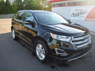 Used 2017 Ford Edge SEL 4dr All-wheel Drive for sale in Brantford, ON