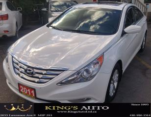 Used 2011 Hyundai Sonata GLS, Sunroof, Heated Seats for sale in Scarborough, ON