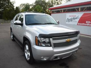 Used 2013 Chevrolet Avalanche LTZ 4X4 for sale in Brantford, ON