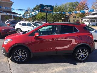 Used 2016 Buick Encore Sport Touring for sale in Dunnville, ON