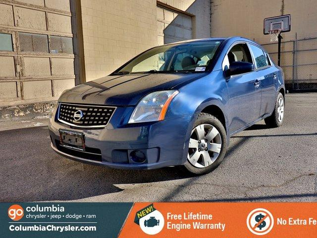 used 2009 nissan sentra 2 0 fe for sale in richmond british columbia. Black Bedroom Furniture Sets. Home Design Ideas
