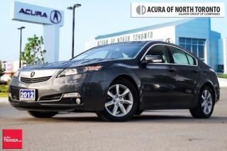 Used 2012 Acura TL Tech at for sale in Thornhill, ON