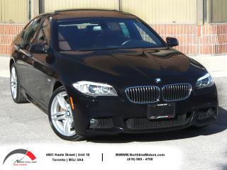 Used 2012 BMW 5 Series 535i xDrive | M Sport | Navigation | Sunroof for sale in North York, ON