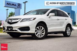 Used 2017 Acura RDX Tech at Accident Free!! Back UP Camera|Sunroof|Blu for sale in Thornhill, ON