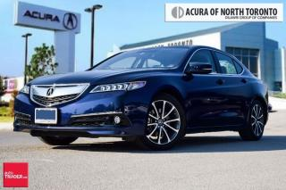 Used 2016 Acura TLX 3.5L SH-AWD w/Elite Pkg LOW KM! Accident Free!!!Su for sale in Thornhill, ON