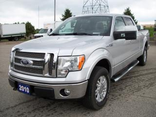 Used 2010 Ford F-150 LARIAT | SUPER CREW | 4X4 for sale in Stratford, ON