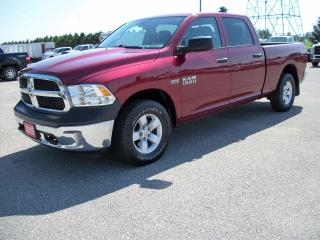 Used 2015 Dodge Ram 1500  Crew Cab 4x4 for sale in Stratford, ON