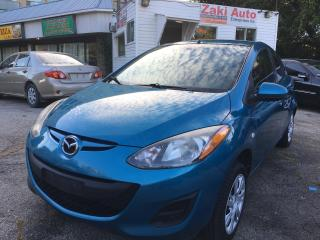 Used 2011 Mazda MAZDA2 GX for sale in Scarborough, ON