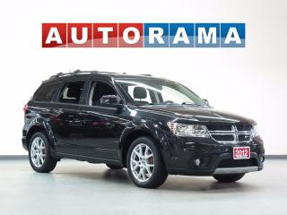 Used 2012 Dodge Journey SXT 7 Passenger for sale in North York, ON