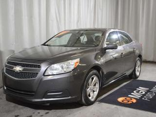 Used 2013 Chevrolet Malibu 1LT for sale in Red Deer, AB