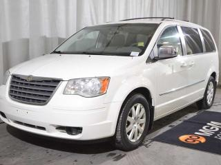 Used 2010 Chrysler Town & Country TOURING for sale in Red Deer, AB