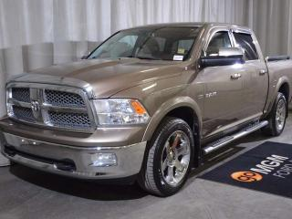 Used 2010 Dodge Ram 1500 Laramie for sale in Red Deer, AB