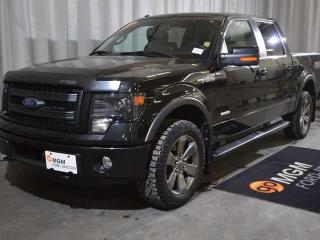 Used 2013 Ford F-150 FX4 for sale in Red Deer, AB