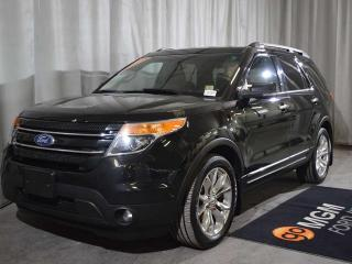 Used 2012 Ford Explorer LIMITED for sale in Red Deer, AB