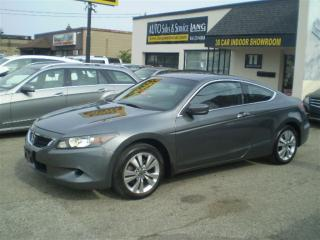 Used 2009 Honda Accord EX-L! ONE OWNER! ONLY 85000 KMS! for sale in Etobicoke, ON