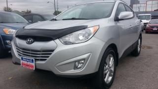 Used 2011 Hyundai Tucson GLS AWD, AUTO, Accident Free, ONE OWNER for sale in North York, ON