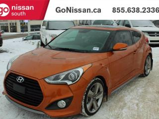 Used 2013 Hyundai Veloster TURBO - LOW KM'S for sale in Edmonton, AB