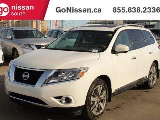 Used 2014 Nissan Pathfinder Platinum for sale in Edmonton, AB