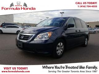 Used 2010 Honda Odyssey SE | 8 PASSENGER | MINT CONDITION for sale in Scarborough, ON