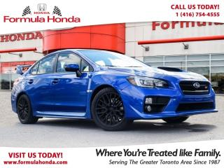 Used 2017 Subaru Impreza WRX STi NEAR BRAND NEW CONDITION | IMMACULATE INTERIOR for sale in Scarborough, ON