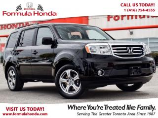 Used 2015 Honda Pilot EX-L | ENTERTAINMENT PKG | HEATED SEATS for sale in Scarborough, ON